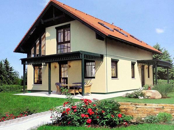 Проекты одноэтажных домов до 100 кв.м — особенности строительства