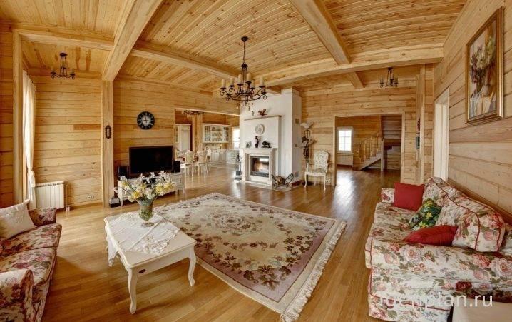 Русский стиль в интерьере дома или квартиры, правила оформления