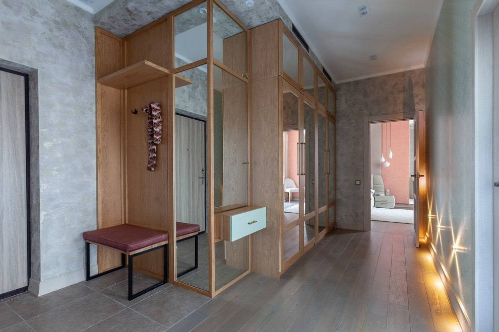 Гардеробная в прихожей (20 фото): как сделать гардероб в маленьком коридоре, мини-системы » интер-ер.ру