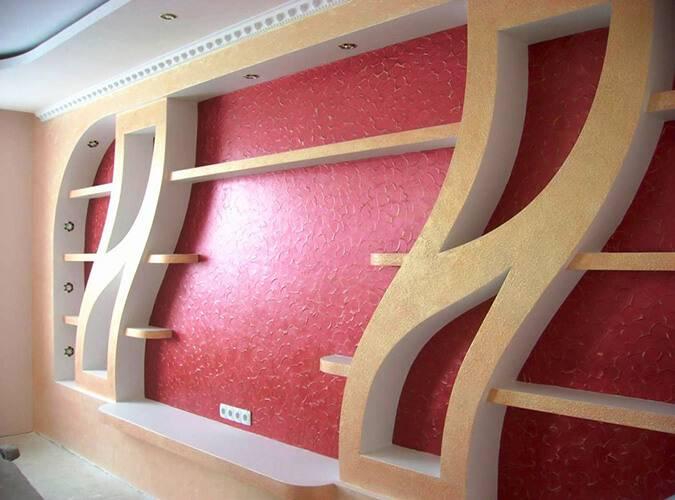 Потолочный карниз: как крепить к потолку размеры кронштейны + видео монтажа