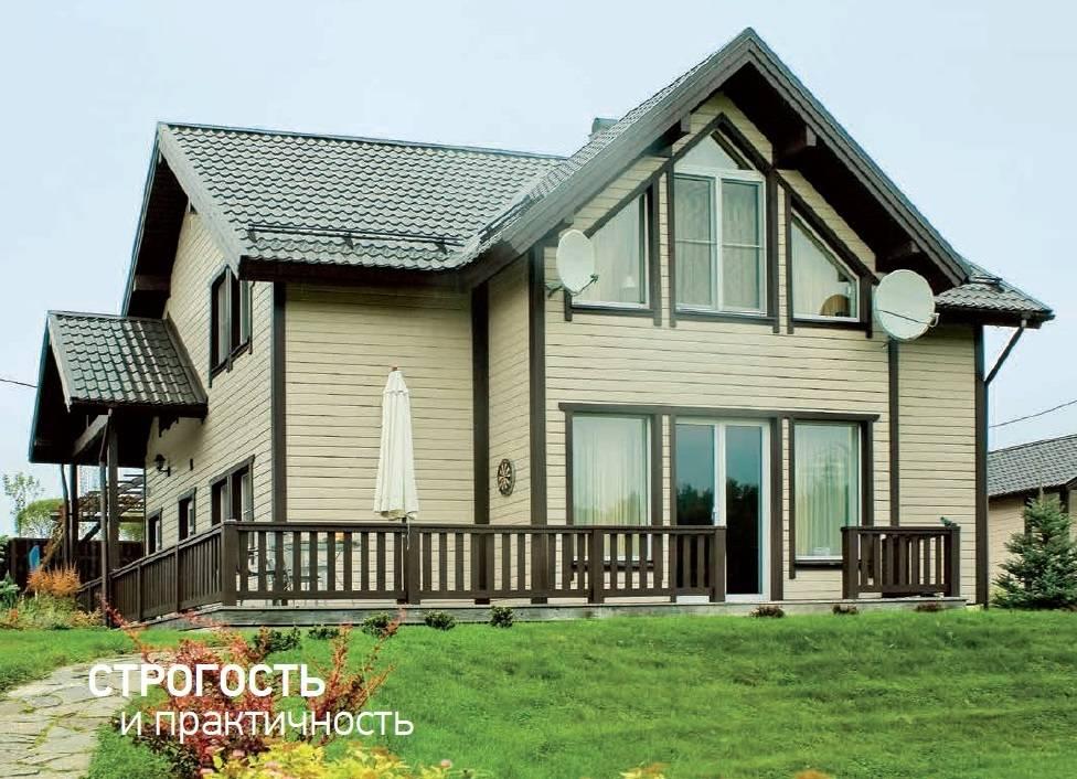 Проекты домов с мансардой и балконом + фото