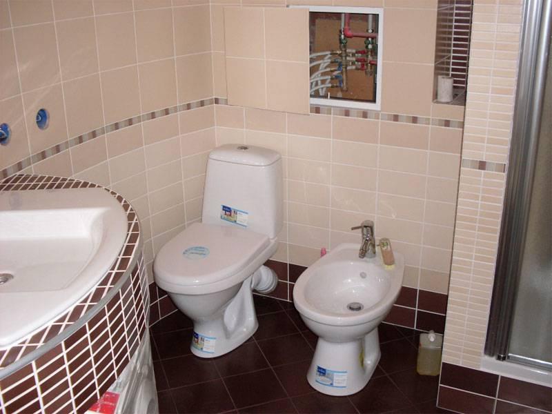 Последовательность ремонта в ванной комнате своими руками