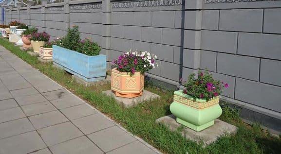 Как сделать вазоны для уличных цветов своими руками, примеры с фото