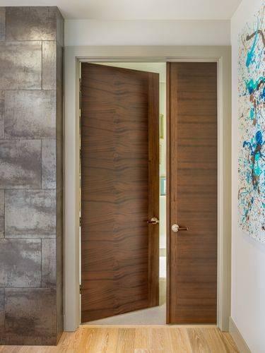 Ламинированные двери — описываем досконально