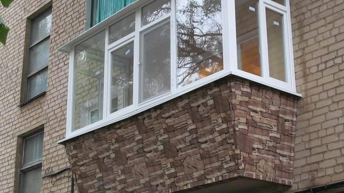 Идеальный материал для отделки балкона - что выбрать лучше? простая инструкция по отделке балкона
