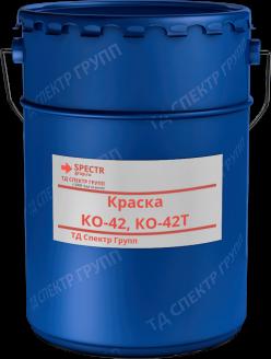 Краска ко-42: технические характеристики, применение и правила нанесения