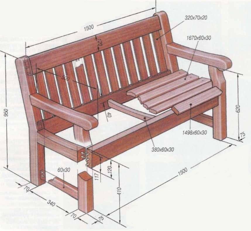Чтобы добавить удобств летнему отдыху, нужно сделать стол в беседку своими руками из дерева и задекорировать его