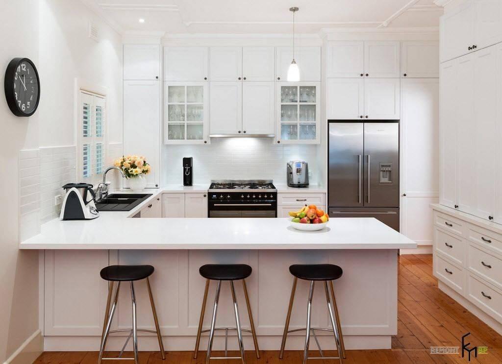 Интерьер кухни (200 фото): новинки дизайна, стили, цвета, идеи. обзор самых красивых и практичных вариантов планировки на кухне