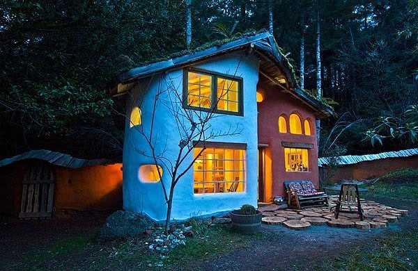 Как сделать утепление дома соломой с глиной снаружи своими руками +видео каркасного дома с сеном
