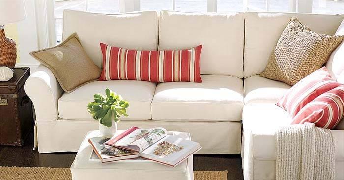 Способы очистки дивана в домашних условиях