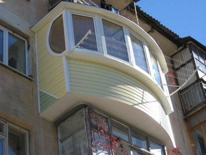 Чем балкон отличается от лоджии: основная разница
