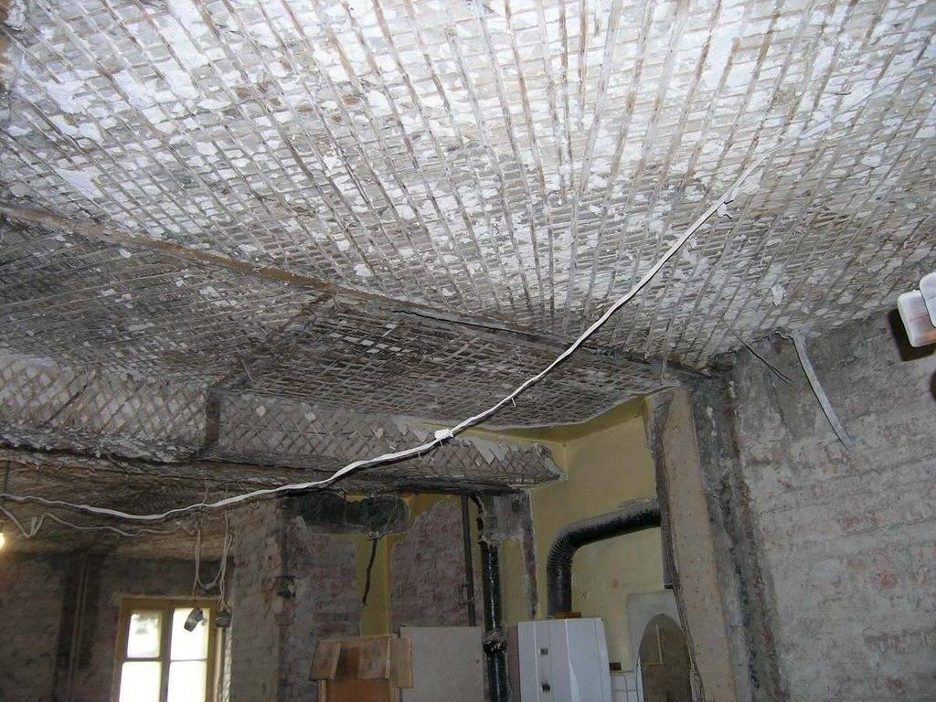 Высота потолков в «хрущевках»: стандартная высота в квартирах панельных домов и кирпичных пятиэтажек