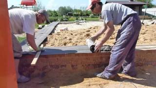 Укладка рубероида на крышу: важные правила и пошаговый процесс