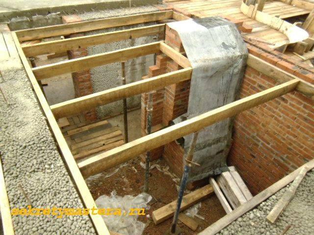 Толщина плиты перекрытия в кирпичном доме: оптимальные размеры