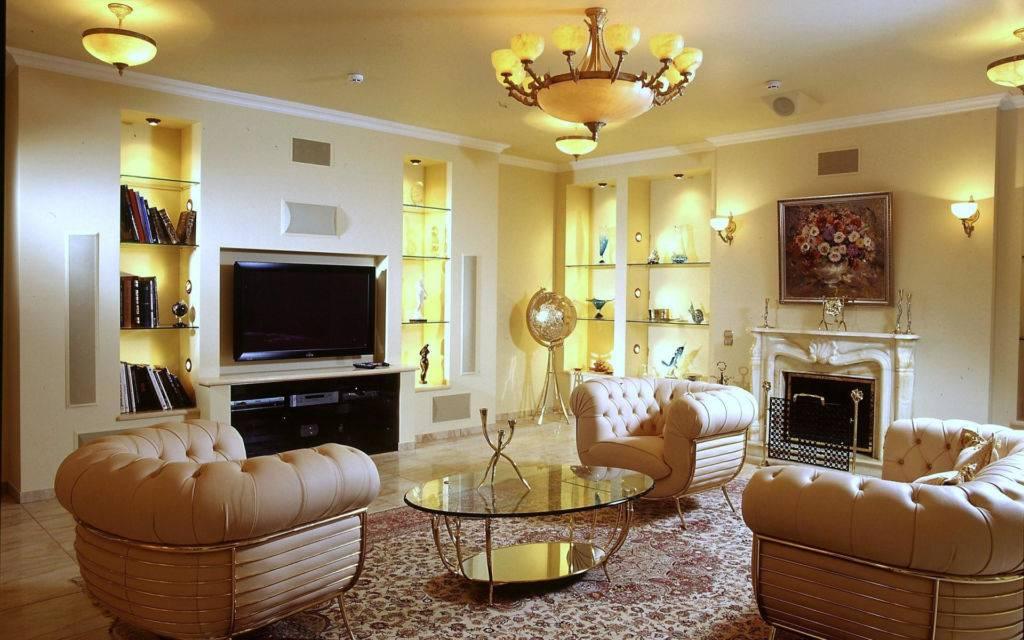Гостиная в стиле лофт:240+(фото) яркого дизайна в квартире & доме