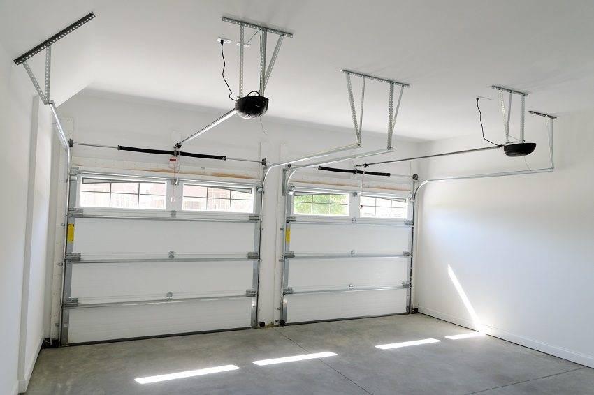 Подъемные гаражные ворота своими руками - как сделать, пошаговая инструкция с чертежами, фото и видео