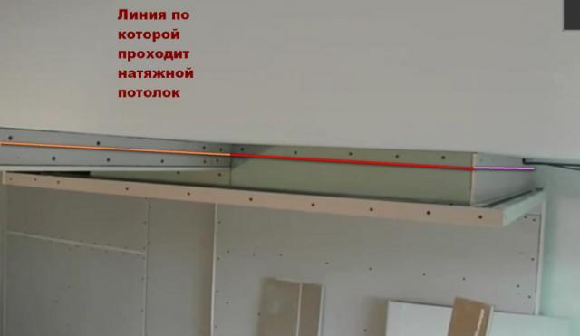 Парящие потолки: плюсы и минусы