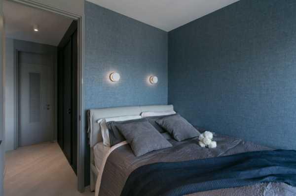 Дизайн спальни-гостиной - 90 фото интерьеров, спальня и гостиная в одной комнате