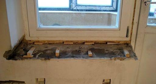 Установка пластикового подоконника (55 фото): замена окна, как установить конструкцию из пвх своими руками, как устанавливать изделие