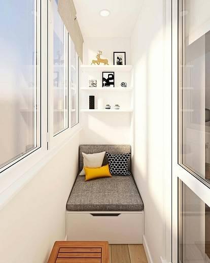 Дизайн лоджии и балкона: 100 идей организации дополнительного пространства