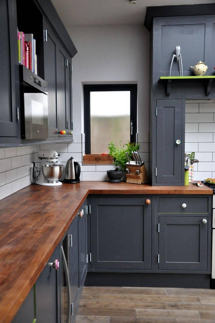 Какой цвет выбрать для кухни: маленькой; совмещенной с гостиной