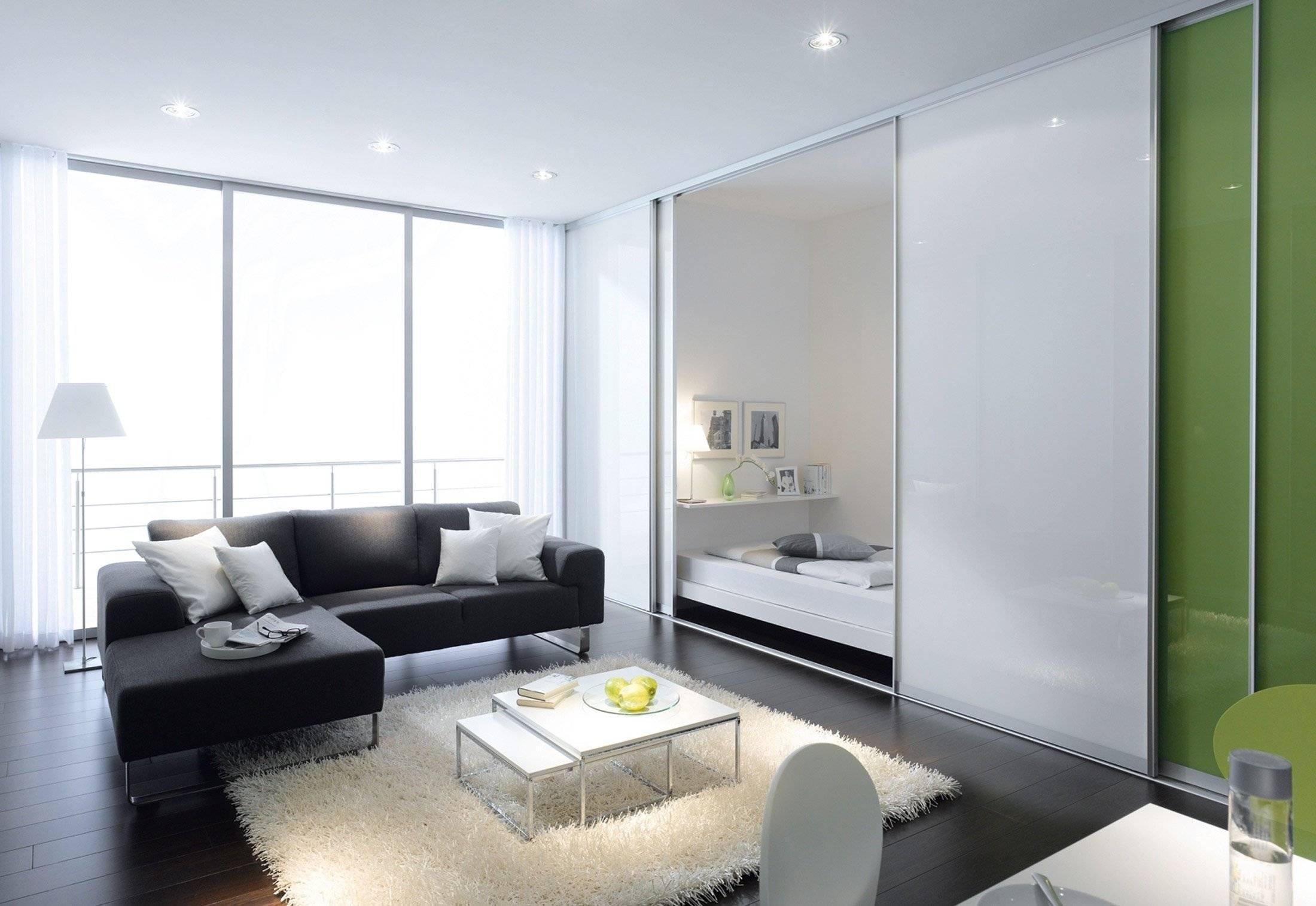 Стекло в интерьере – безупречный и прозрачный дизайн