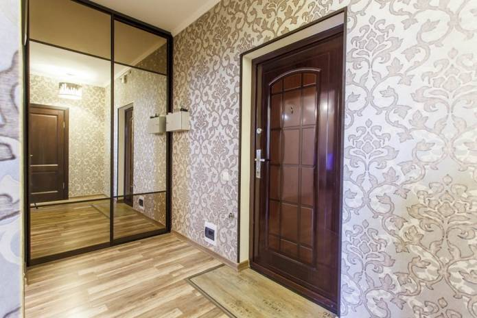 Как сделать мебель в прихожей в частном доме : Дизайн с Фото и и современные идеи интерьера