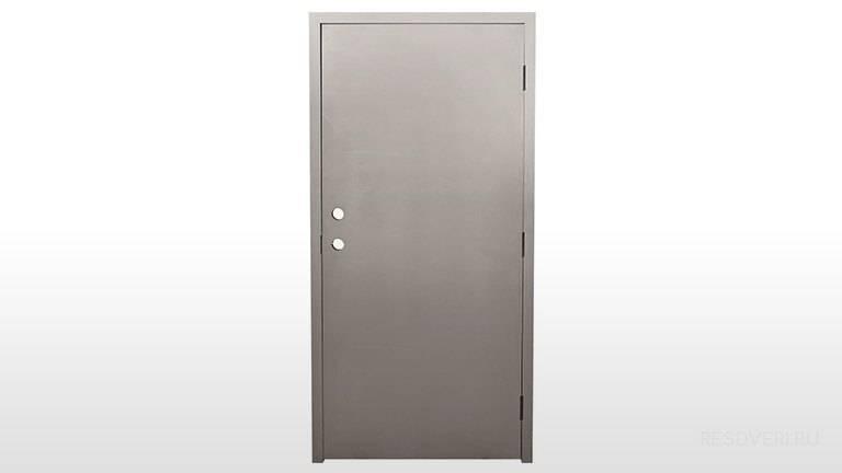 Ремонт входных железных дверей, разбор и реставрация металлической конструкции