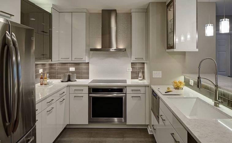 Как обустроить кухню: 7 видов идеальной кухни и полезные советы