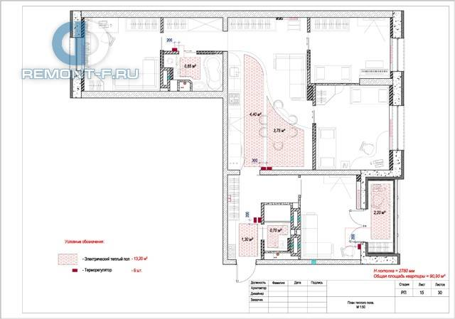 Планировка 4-х комнатной квартиры: проект четырехкомнатной квартиры в панельном доме и кирпичной новостройке, варианты дизайна 4-х комнат улучшенной планировки