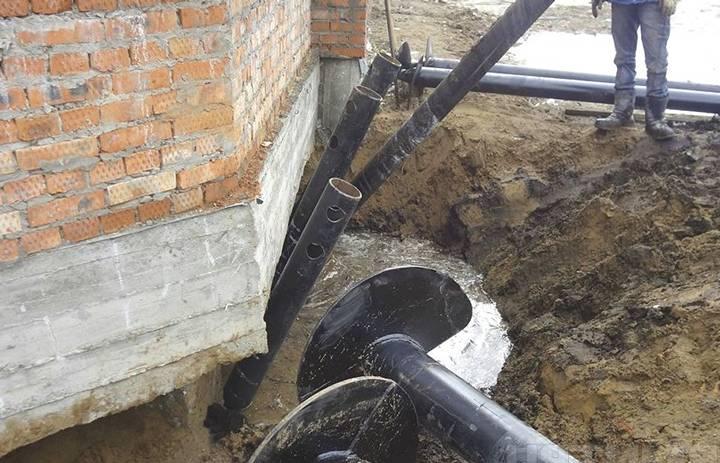 Способы укрепления и усиления фундамента частного дома, что делать, если треснул фундамент