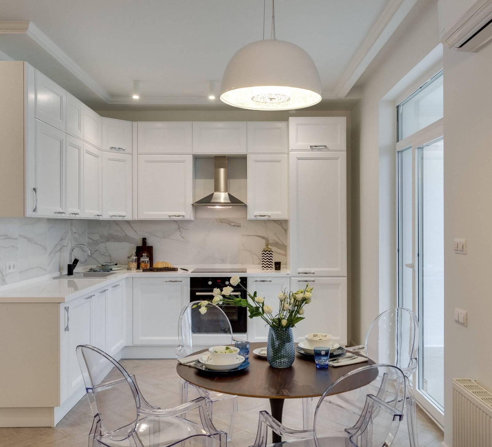 Какие потолки лучше устанавливать на кухне — фото и особенности современных вариантов