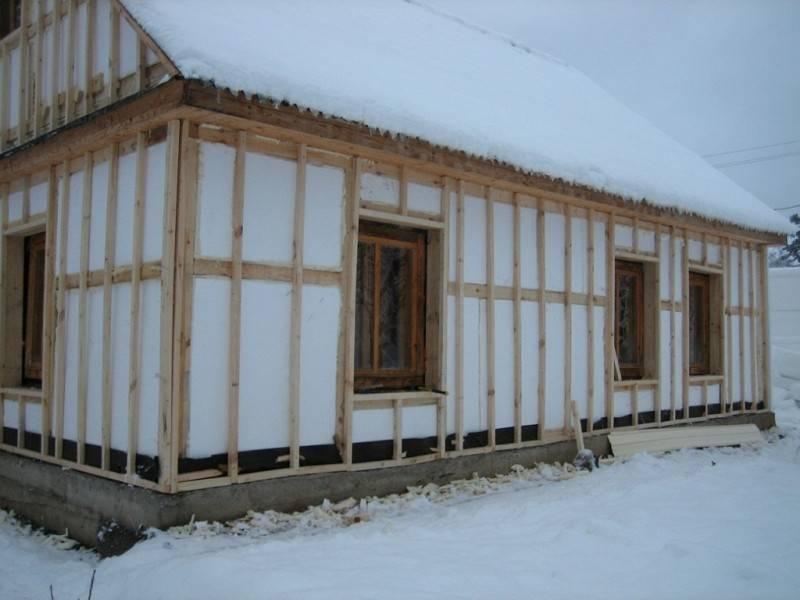 Утепление фасадов (78 фото): как утеплить частный дом снаружи своими руками, устройство теплоизоляции