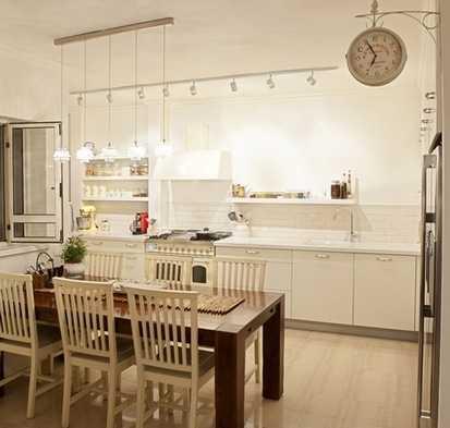 Как выбрать навесные шкафы для кухни: советы по установки и реальные фото примеры