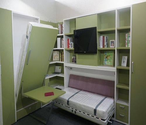 Трансформер шкаф-кровать от ikea (48 фото): откидная встроенная мебель, трансформеры для спальни, кровати с трансформируемым основанием, отзывы
