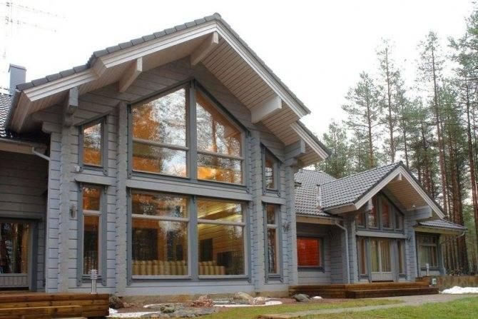 Способы отделки фундамента дома фасадными панелями
