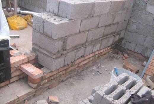 Самостоятельное строительство сарая из пеноблоков с нуля