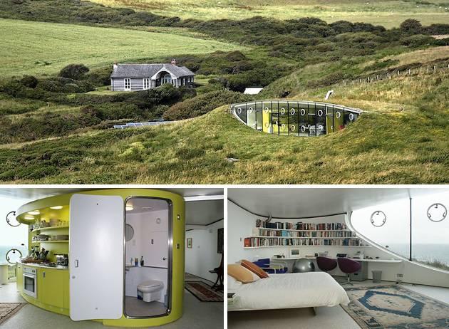 10 самых необычных домов мира: смелые архитектурные решения и впечатляющие формы
