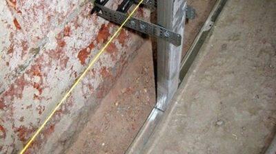 Крепление гипсокартона к стене без профиля на саморезы: видео