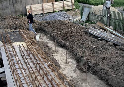 Какая подушка под фундамент лучше песок или щебень