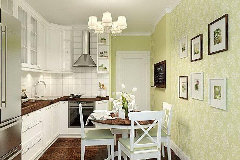 Моющиеся обои для кухни: как и чем мыть кухонные обои от жира и грязи
