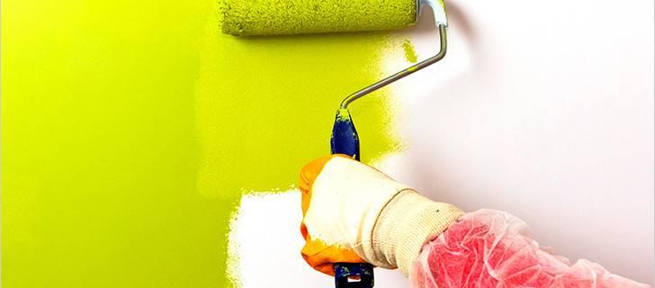 Подготовка стен под покраску: выравниваем новые и старые стены