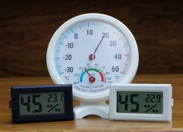 Измеритель влажности воздуха своими руками: методы и схемы