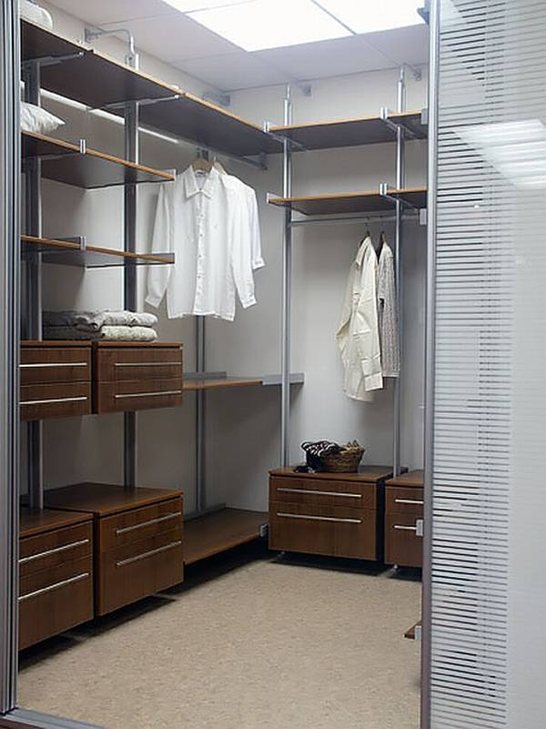 Гардеробные системы (76 фото): конструктор системы хранения вещей, larvij и «канзас», сетчатые модели