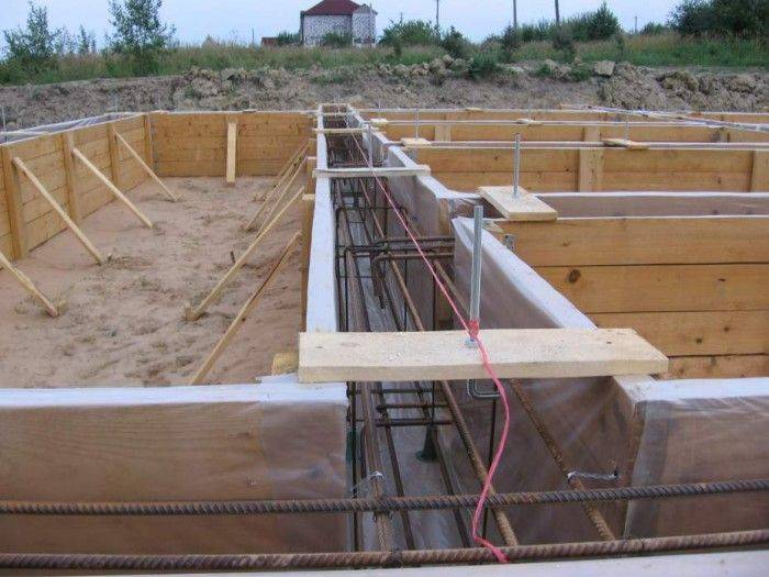 Технология возведения свайного фундамента для каркасного дома