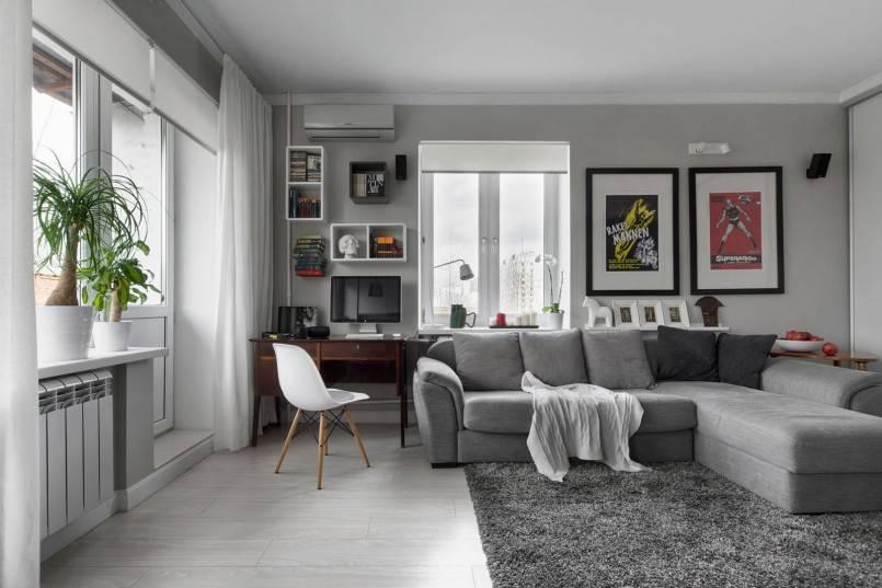 Шторы в стиле хай-тек: особенности материалов, стилистики и дизайна. 128 фото примеров лучшего применения