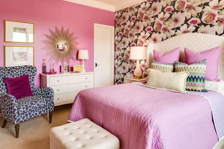 Модная покраска стен в спальне (39 фото): идеи и варианты дизайна стен 2021 в интерьере, как правильно и эффектно покрасить стены