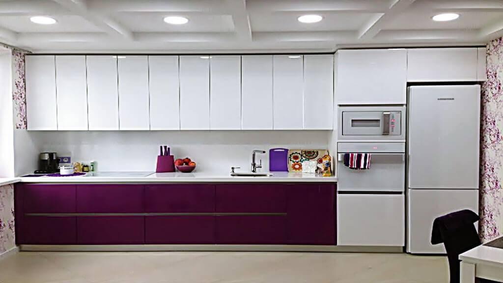 Потолок на кухне: какой лучше сделать, варианты и требования