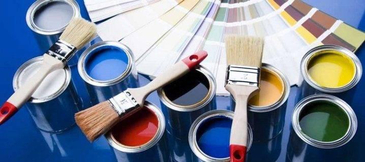 Краска и эмаль: определение и состав каждого вида лкм, чем они отличаются  | в мире краски
