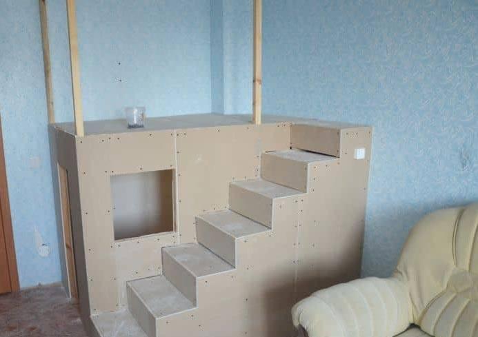 Пошаговая инструкция работ по гипсокартону: делаем своими руками потолок и стены
